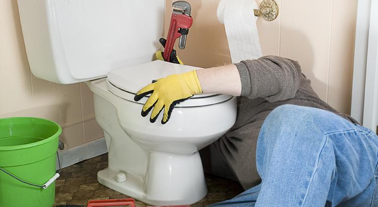réparer-WC